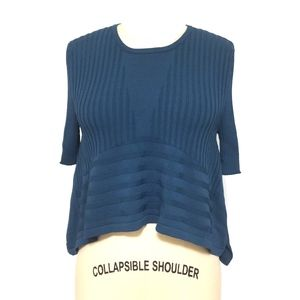 NWT/OPENING CEREMONY Knit Top/S